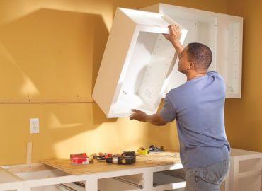 Как крепить шкаф на гипсокартон