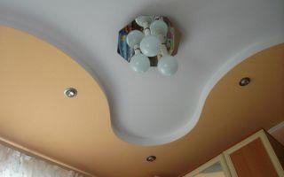 Гипсокартон для потолка: параметры и использование