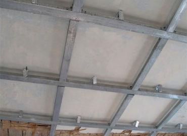 Потолок из гвл (гипсоволокна)
