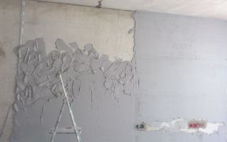 Монтаж гипсокартона на стены без каркаса