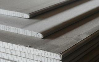 Какая оптимальная толщина у стенового гипсокартона?