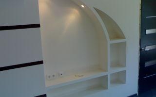 Дизайн стен и потолков из гипсокартона