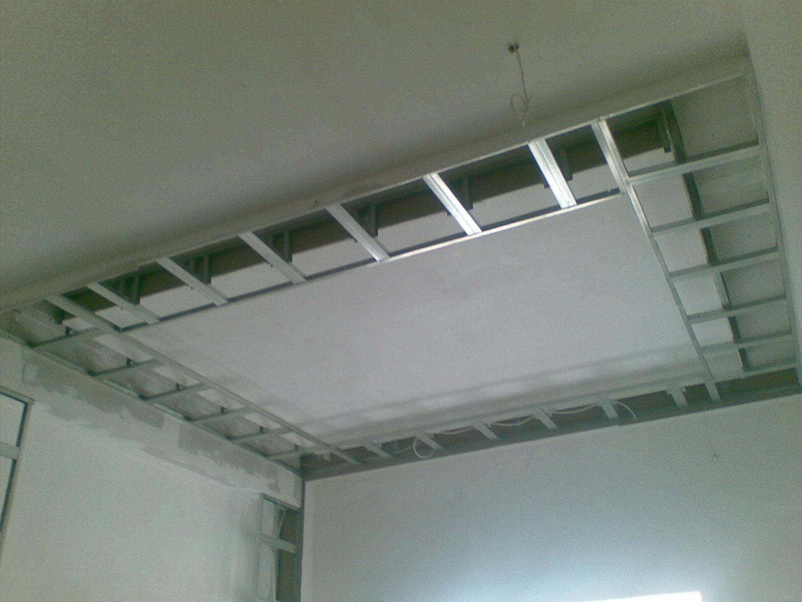 Короб для подсветки потолка своими руками 374
